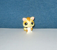 Littlest Pet Shop Yellow and White Sugar Glider #990 Hasbro NEW LOOSE