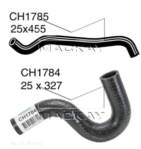 Mackay Radiator Hose set for NISSAN PULSAR 1991~1995 1.6 litre