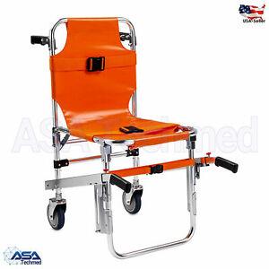 Medical Stair Stretcher Ambulance Wheel Chair New Equipment Emergency