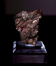 --CLASSIC SPECIMEN--native silver (Kongsbergite), Santa Matilde Pit, Spain