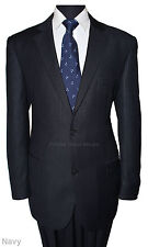2 PIECE MENS MICRO PIN STRIPE SUIT FORMAL PROM DANCE GRADUATION SPECIAL OCCASION