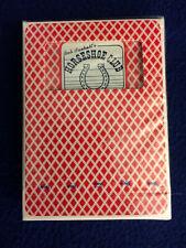 Bob Cashell's Horseshoe Club casino playing cards. Bee, new, sealed, uncancelled