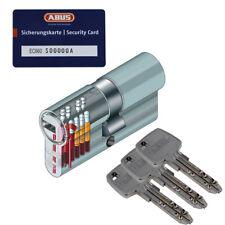 ABUS EC 660 Gleichschließend Profilzylinder 3 Schlüssel pro Zylinder