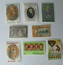 CARIBBEAN STAMPS : 1953 - 1977