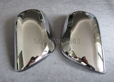 Chrome Side Mirror Cover trim for Toyota 07-11 Yaris 04-09 Prius Mirrors