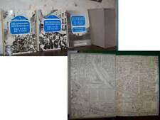 Paris Dictionnaire historique des Rues (Hillairet)  3 volumes