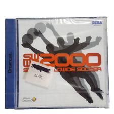Videogiochi sega per sport, Anno di pubblicazione 2000