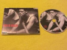 U2 Angel of Harlem 1988 Picture CD Single (661 920) ft Love Rescue Me Live