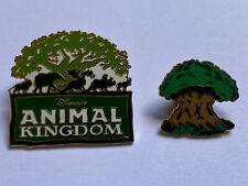 Pins Disney Animal Kingdom Walt Disney World Pack Of 2, Pack De 2 Pins WDW