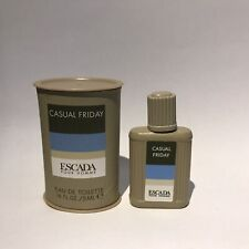 Escada Casual Friday EDT miniature parfum 5ml Pour Homme