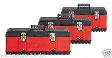KS Tools kunststoff-stahlblech-werkzeugkisten-satz 3-TLG Boîte à outils 850.0360