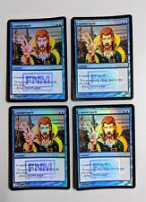 4x Counterspell - FNM Foil Near Mint MTG Promo Magic The Gathering Cards playset