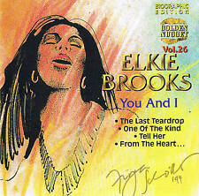 "Elkie Brooks ""you and I"" CD 10 tracks NOUVEAU & OVP Cosmus DSB"