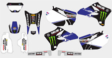0189 YAMAHA WR 250 F WR 450 F 2003-2006 DECAL STICKER GRAPHIC KIT