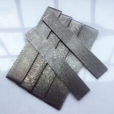 Handmade Damascus Steel VG10 Billets Bar Blank Forged DIY Knife Pattern Making
