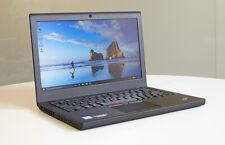Ordinateur portable Lenovo ThinkPad X260 I5 8GoRAM / 128GoSSD Webcam AZERTY