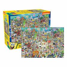 Aquarius Spongebob Squarepants 3000 Pieces Puzzle
