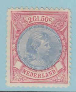 NETHERLANDS 53 MINT HEAVY HINGED OG * NO FAULTS EXTRA FINE !