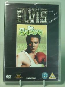 DeAgostini Elvis Presley KID GALAHAD DVD SEALED
