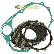 CLUTCH FRICTION PLATES w/GASKET FIT YAMAHA V-STAR 1100 XVS1100 CUSTOM 1999-2009