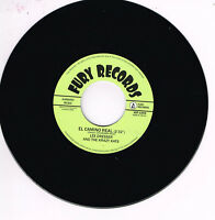 LEE DRESSER - EL CAMINO REAL / BRING ALL YOUR LOVIN' BACK (Top Rockabilly JIVERS