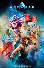 "AQUAMAN ( 11"" x 17"" ) Movie Collector's Poster Print  -(T2)  B2G1F"