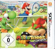 - Mario Tennis Open (komplett) Nintendo 3DS Spiel -