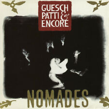 Guesch Patti & Encore CD Nomades - France (G+/EX+)