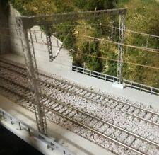 plastico ferroviario portale alta velocita'