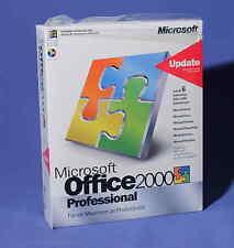 Microsoft Office 2000 Professional - Deutsch - (Update) - 269-02257