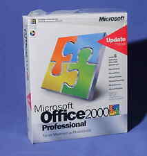 Microsoft Office 2000 Professional-germano - (Update) - 269-02257