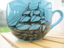 A Portmeirion Sailing Ships very Large Cup - Susan William Ellis
