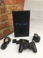 Sony PlayStation 2 / PS2 Console - Black SCPH 30003 FAST FREE UK PP
