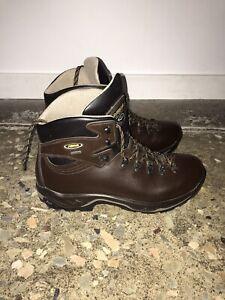 Asolo TPS 520 GV Evo Men's 15 Chestnut Brown Gore Tex Hiking Boots