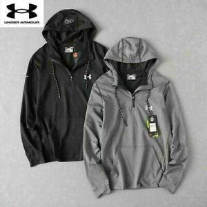 Under Armour NEW UA Mens Hoodie Pullover Sweatshirt Jumper Hoody Jacket Hooded