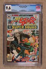 All Star Comics #63 CGC 9.6 1976 0616668008