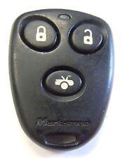 Marksman keyless entry remote controller aftermarket phob keyfob bob responder