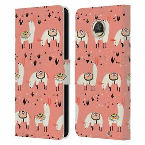 OFFICIAL LIDIEBUG ANIMAL PATTERNS LEATHER BOOK WALLET CASE FOR MOTOROLA PHONES