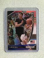 LaMelo Ball 2020-21 Panini Prizm Draft Picks Red White & Blue Prizm Rookie Card