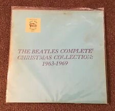 LP THE BEATLES Complete Christmas Collection 1963-1969 COLORED GREEN VINYL TMOQ
