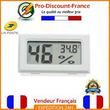 Thermomètre Hygromètre Digital Humidité -50°-70° LR44 Meteo Temp Température