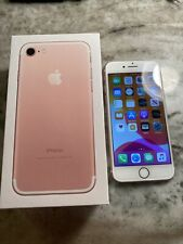 Apple iPhone 7 - 32GB - Rose Gold (AT&T) A1778 (GSM)