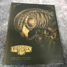 BioShock Infinite Limited Special Edition Hardback Game Strategy Guide Book