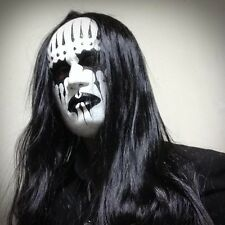 SLIPKNOT STYLE JOEY JORDISON MASK REPLICA HARDCORE Halloween HORROR , LONG HAIR