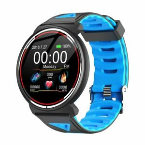 Sport Smart Watch Fitness Tracker Call/SMS Remind for iPhone Samsung LG Android