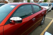 2011 2012 2013 Dodge Charger Chrome Mirror door Handle cover package trim