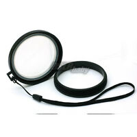 49mm White Balance Lens Cap with Filter Mount for DV DC DSLR SLR Camera Lens