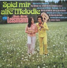 RENATE UND WERNER LEISMANN - SPIEL MIR EINE ALTE MELODIE  -  LP