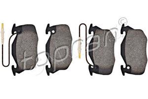 Front Disc Brake Pad Set Fits RENAULT PEUGEOT CITROEN 19 106 425265