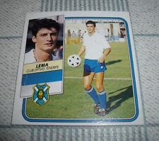 "ESTE 89-90 BAJA TENERIFE ""LEMA"" NUEVO DE SOBRE"